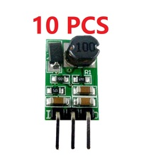 DD4012SA*10 10pcs 5W 7-40V to 3V 3.3V 3.7V 5V 6V 7.5V 9V 12V  DC DC Buck Converter Module Step-Down Voltage regulator Board(China)