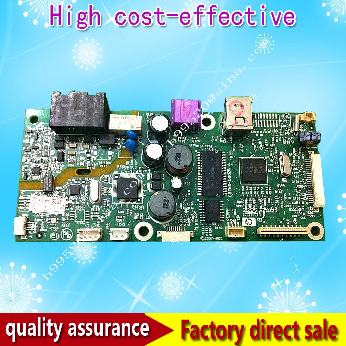 InkJet Printer Main Board For H*P J4580 4580 Formatter Board Mainboard<br><br>Aliexpress
