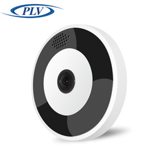 PLV WIFI IP Camera 360 Fisheye Panoramic Dome Camera 1.3MP 960P CCTV Night Vision Video Surveillance Security(China)