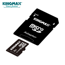 KINGMAX Memory Card 8GB  class 10 microSDHC card class 10  Trans Flash Micro sd card for Smartphone Pad Camera