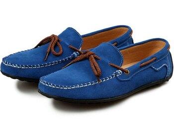 Sapatos de barco
