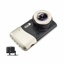 China supplier hidden cameras 4Inch IPS screen dash cam dashboard camera dashcam fhd 1080p car camera dvr video recorder(China)