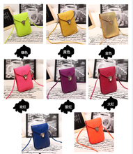 Hot! Women's Bags Vintage Women's Crossbody Bags Small Women shoulder Bags Wallet Bolsas women leather Cellphone Wallet