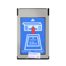 arrived for GM Tech2 Card With 6 Software 32MB Card For GM Tech2 Diagnostic Tool for GM Tech 2 32MB Memory Card Free Shipping