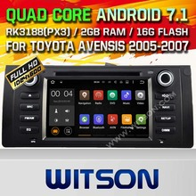 WITSON Android 7.1 QUAD CORE CAR DVD GPS For BMW E39(1995-2003)/M5(1995-2003 ) 1080P touch screen +support DAB front/back camera(China)