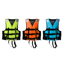Men Kids Life Jacket Kayak Canoe Boat Swimming Fishing Vest S/M/L/XL/XXL Buoyancy Aid Rescue for Drifting Surfing Sailing Acces(China)