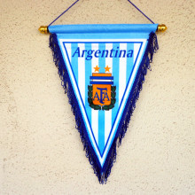 Argentina Countries Hanging Flag Banner National Pennants world cup football game exchange flag Bar Decor Gifts for men