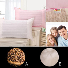 1 pcs Buckwheat Pillow Compression Core Textile Authentic Double Sided(China)