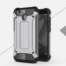 For Xiaomi Redmi 4X Heavy Duty Rugged Case Drop Protection Dual Layer Hybrid Armor Defender Air Cushion Back Phone Cover