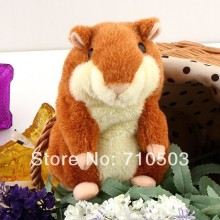 Baby Toy Russian Talking Hamster Pet Learning Educational Preschool Toys