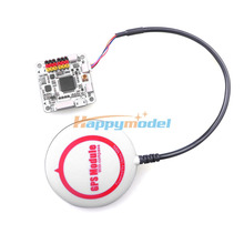 Ublox NEO-M8N GPS CC3D/MiniCC3D/Atom/CC3DRevolution Flight Controller Board GPS Bulit-in Compass Power Module for RC Multicopter