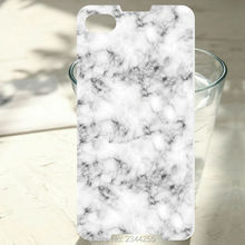 Real Marble Cases Hard PC Back Cover Phone Case For Blackberry Z10 Z30 Q20 Q10 Q30 Passport Silver Edit Q5 phone case