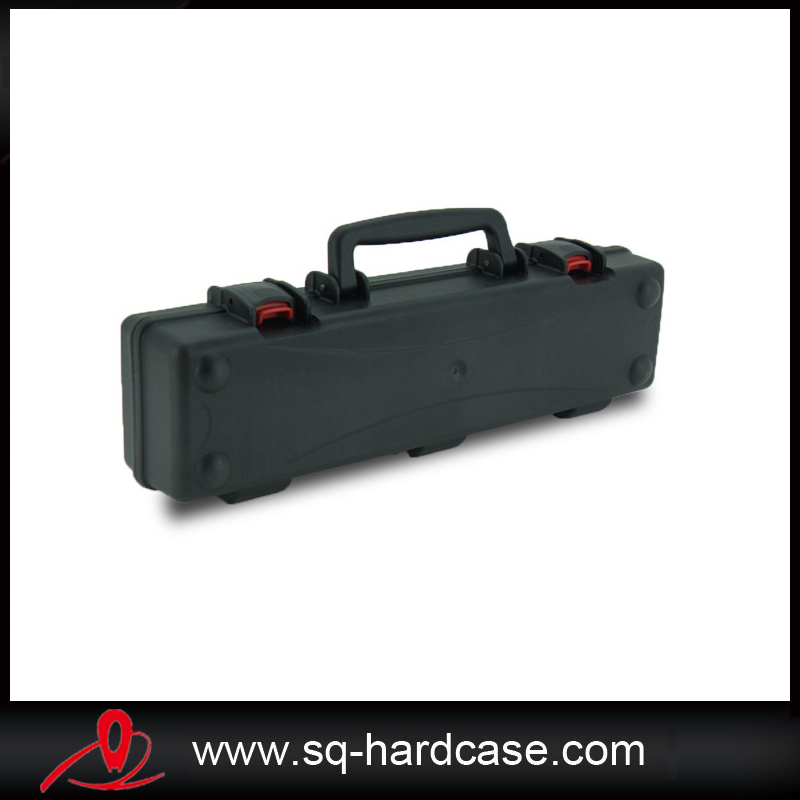 SQ1001 small size with foam inside hard plastic protective case for flute<br>