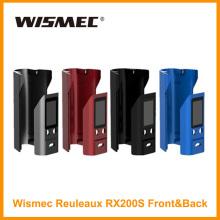 Big Sale !! Wismec Reuleaux RX200S Front&Back Cover Vape Replacement Case Vaporizer Accessories E-cigarette
