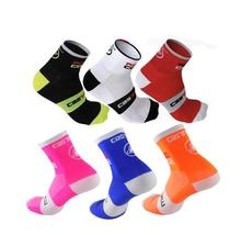 YWYD Free Shipping New  Unisex Racing Cycling Socks Mountain Bike Socks Cycling Sport Socks Coolmax Material