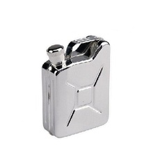 new design Portable 5oz Mini Mirror oil drum Stainless Steel Hip Flask Alcohol Flagon hip flasks