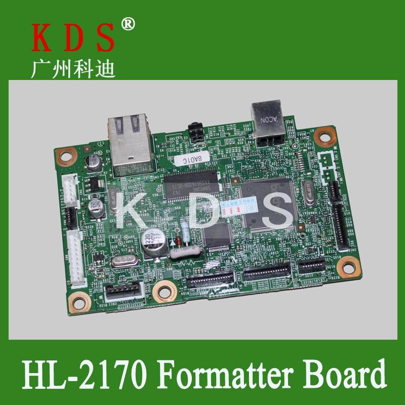 Logic Board For Brother HL2170 2170 Formatter Board MotherBoard LV0077F Original HOT SALE<br><br>Aliexpress