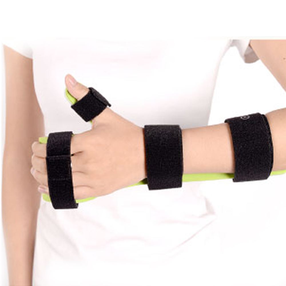 Wristbands Wrist Guard Fracture Scaphoid Thumb Finger Sprain Splint Arthritis Support Postoperative Recovery<br>