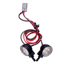 Brand new high-quality FS Racing 53632/53610 LED car light 1/10 RC Car Spare Parts Energy-saving and beautiful(China)