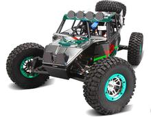 Good product! 2.4G Radio Remote Control RC car Electric all-wheel-drive climbing short card desert off-road drift car two gears