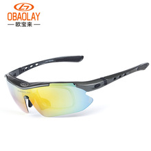 Hot 5 Lens Cycling Sunglasses Polarized Bike Cycling Eyewear Men Cycling Glasses UV400 TR90 Sports Goggles Bicycle Sun Glasses