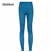 Drop Shipping Women Print Green Legging Fashion Digital Printing Muscle Mechanical Bones Fitness Pants Woman(China)