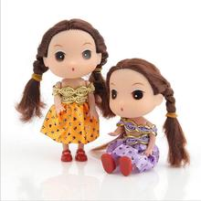 12CM 12pcs/lot Bobbi doll plush Dolls confused dolls Baby Children Best Stuffed & Plush Animals for Children's gifts