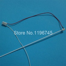 290mmx2.0mm CCFL Backlight Lamps wire harness for 14.1 inch LCD Laptop Screen Display without welding 2pcs/lot