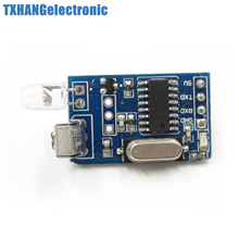 5V Infrared Remote Decoder Encoding Transmitter&Receiver Wireless Module