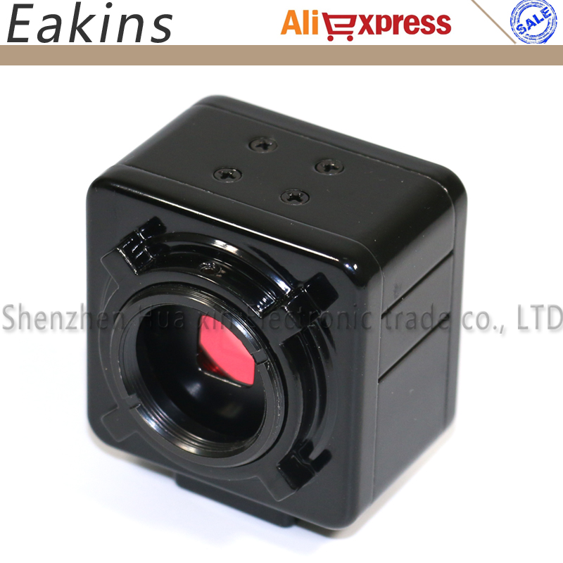 5.0MP USB Cmos Camera Electronic Digital Eyepiece Microscope Free Driver with Measurement Software for WIN10/7/8<br>