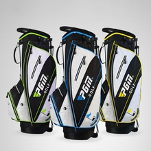 Popular Sale Men Women Golf Rack Bag Wear-Resistant Golf Stand Bag with Wheels 14 Clubs Container Trolley Bag 90*42*28CM