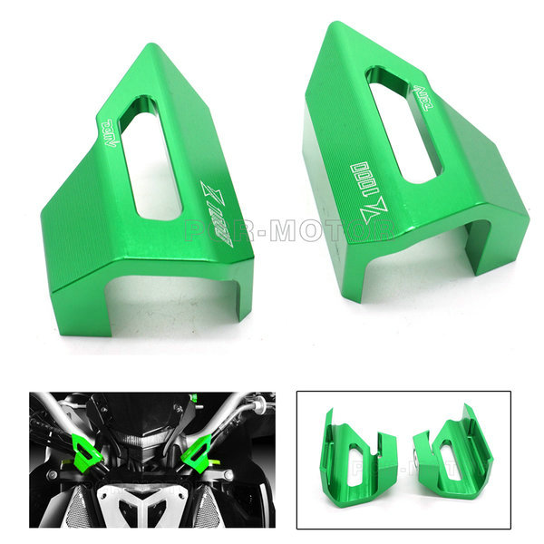 New Decals Motorcycle Accessories Handlebar Mounting Cover For KAWASAKI Z1000 2014 2015<br>