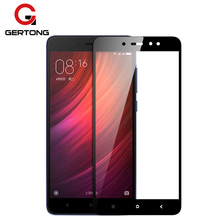 Buy GerTong Full Cover Tempered Glass Xiaomi Redmi 4X 4A Note 5A Prime Y1 Lite MiA1 Mi5X Mi6 Mi5C Mi5S Mi5 Screen Protector for $1.33 in AliExpress store