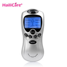 Body Tens Acupuncture Digital Therapy Massager Machine Electronic Pulse Back Neck Muscle Stress Pain Relief Massage Body Therapy(China)