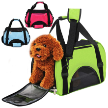 Dog Cat  Carrier Bag Hands-free Reversible Travel Tote Soft Comfortable Handbag For  Puppy Kitty Rabbit