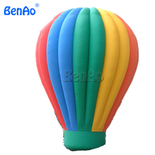 AG011 Hot sale customized logo Advertising Inflatable Ground Balloon /inflatable advertising ground balloon/cold air balloon(China)