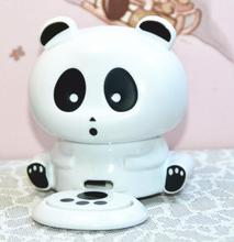 Raccoon NEW Electric Fashion Inflatable Nail Dryer Drying Machine Portable