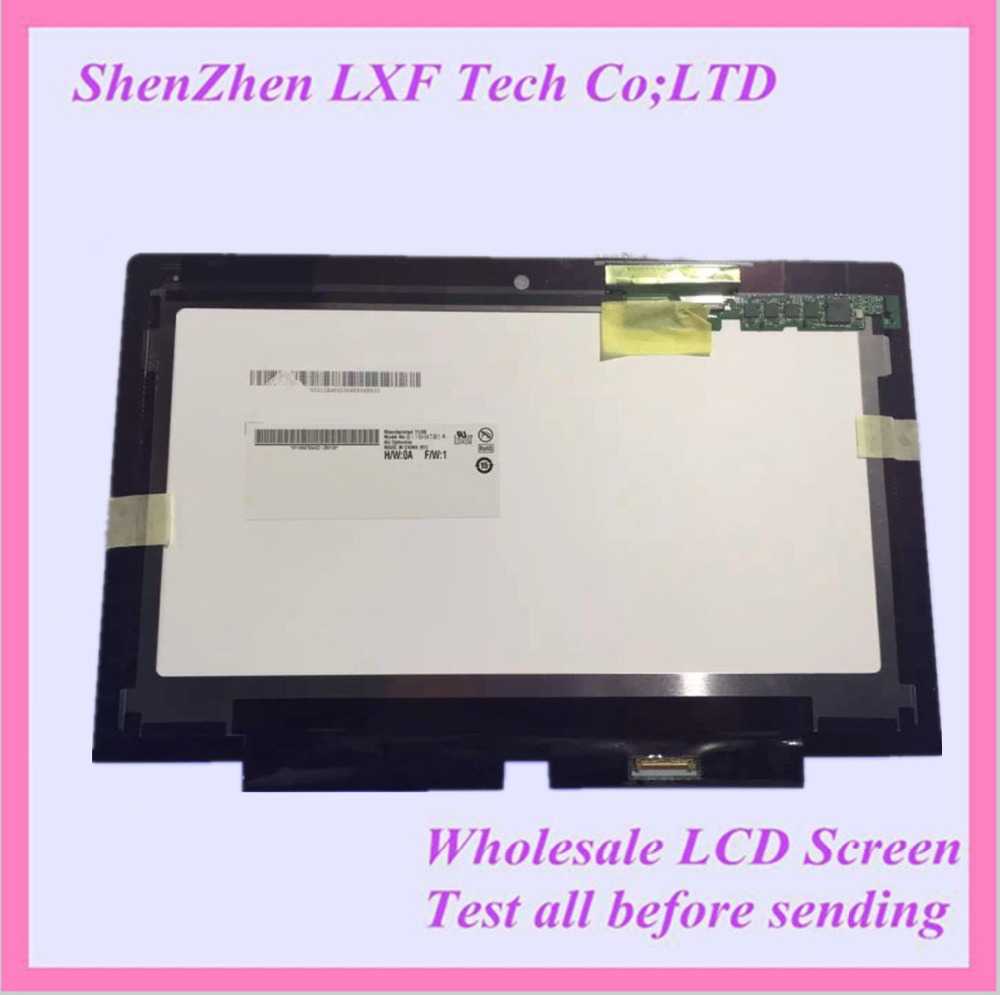 LCD Screen B116HAT01.0 1920*1080  with touch for Lenovo Yoga 11S<br><br>Aliexpress