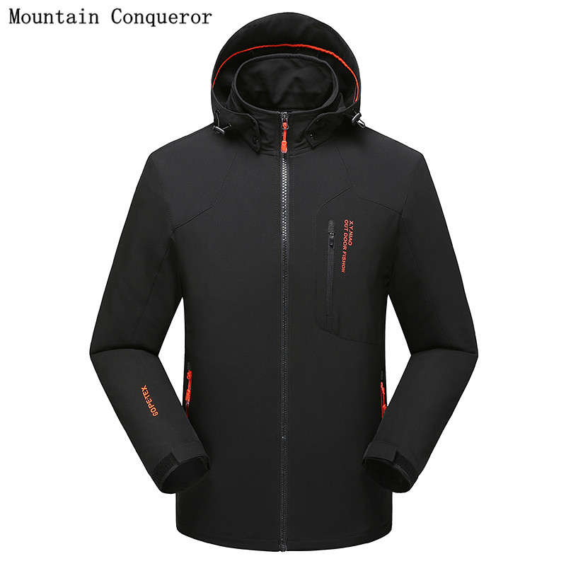 Jacket Men Outdoor Jaqueta Masculina Camping sport...