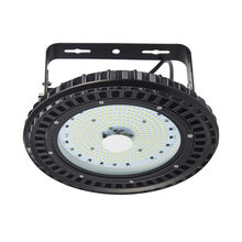 5pcs 150W UFO LED Highbay Light AC220V-240V Mine Light cold white 6000K UFO Industrial Ceiling Light SMD LED High Bay Light