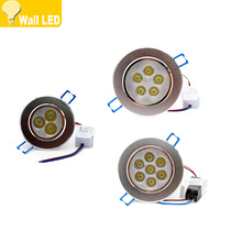 Led spot light 9W 15W 21W AC85V-265V LED Downlight Chandelier Recessed LED Ceiling lamp Bulb  With LED Driver
