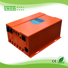1000W solar power generator system inverter and 50A solar controller all in one car truck ups converter and inverter 5v usb dc