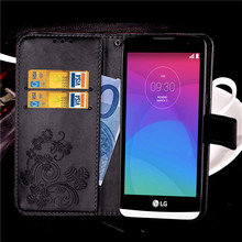 Buy Luxury Retro Flip Case LG Leon 4G LTE H340N Leather + Soft Silicon Wallet Cover LG H320 H340 H324 c40 Case phone Coque for $4.79 in AliExpress store