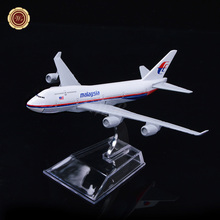 MAS Diecast Aircraft Models Birthday Gifts Malaysia Airlines Metal Airplane Models Airplane Toys for Children Model Aircraft