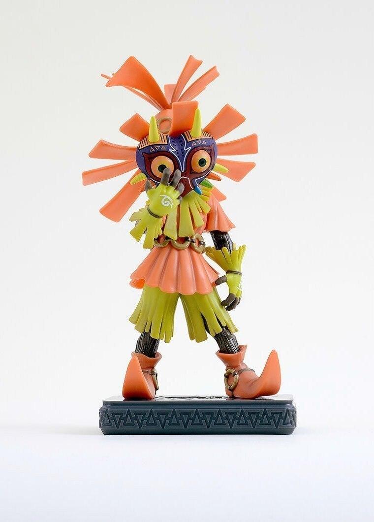 The Legend of Zelda Majoras Mask 3D Skull Kid PVC Action Figure Collectible Model Toy 16cm KT1872<br><br>Aliexpress