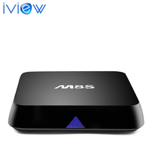 Free Ship Original M8S Android Smart TV Box M8S Amlogic S812 4K 2G/8G XBMC Dual band wifi Android 4.4 Media Player M8 TV Box