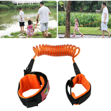 1Pc Toddler Kids Baby Safety Walking Harness Anti-lost Strap Wrist Leash Hand Belt