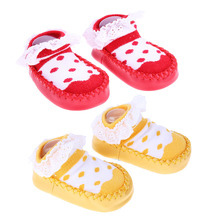 Baby Shoes Socks Children Infant Cartoon Socks Baby Gift Kids Indoor Floor Socks Leather Sole Non-Slip Cloth Socks