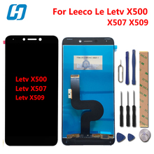Hacrin Leeco Le Letv X500 LCD Display+Touch Screen New Digitizer Glass Panel Assembly Screen Letv Le 1S X500/Letv X501 5.5''  Co .,Ltd)