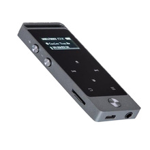 OLED Touch Screen MP3 Player 8GB BENJIE S5 Digital Voice Recorder Lossless HiFi Sound Music Player E-book APE/FLAC/WAV with FM